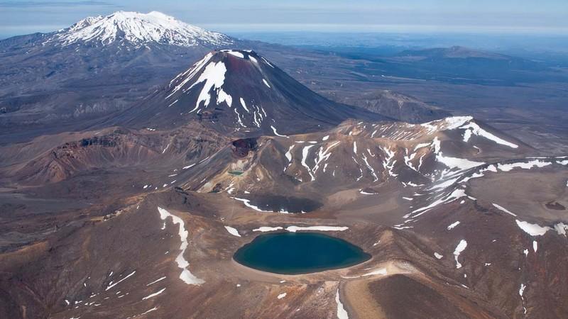 Parc National Tongariro