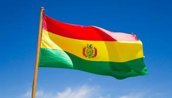 Drapeau Bolivie